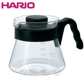 【豐原哈比店面經營】日本製 HARIO VCS-01B 耐熱咖啡分享壺-450cc