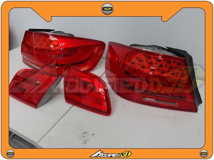DJD 14-BM-E0464 BMW 寶馬 E92 E93 LCI LED 小改款 LED光導管尾燈含線組
