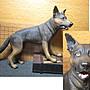 Z3動物部門 PLAYHOUSE海豹軍犬1/6戰場舊化狼狗一隻 mini模型