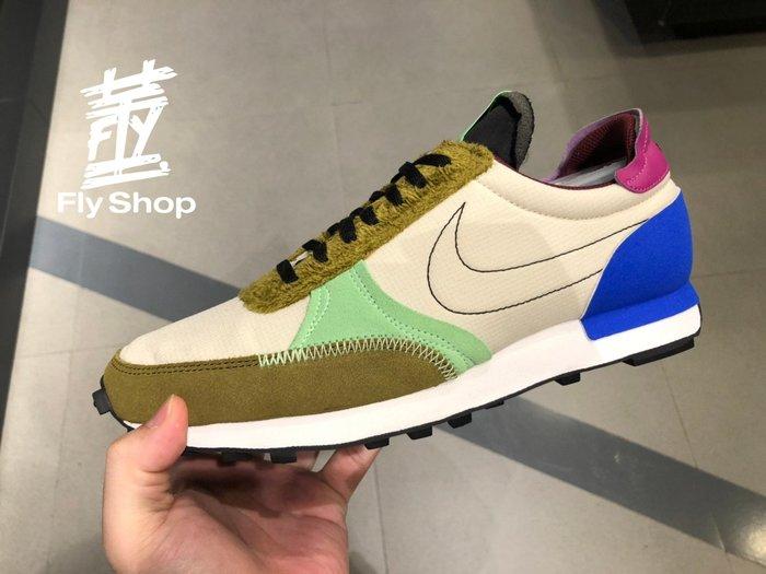 [飛董] NIKE DBREAK-TYPE N.354  拼接 休閒鞋 運動鞋 男鞋 DC3274-203 墨綠