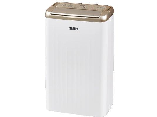 【大邁家電】SAMPO 聲寶 AD-WB712T 清淨除濕機〈下訂前請先詢問是否有貨〉