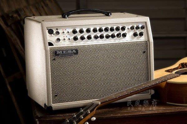 《民風樂府》Mesa/Boogie美國原廠手工製作 ROSETTE 300/Two:Eight 300瓦 木吉他音箱