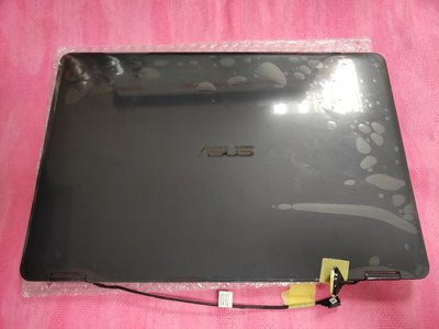 ☆ASUS 華碩 ZenBook Flip S UX370U UX370UA 觸控面板 液晶螢幕 上半部 總成 灰色