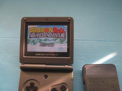 Game Boy Advance SP AGS-101 SP 增亮版 功能良好..讀取操作功能良好.附充電....