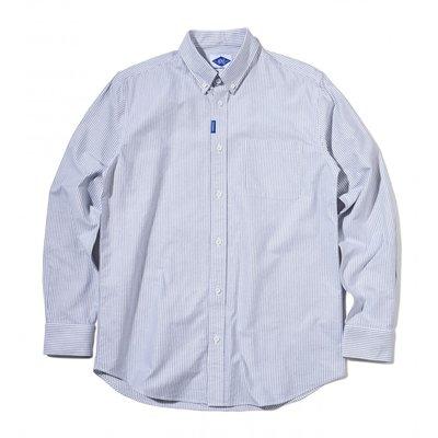 全新正品 MADNESS MDNS PIN STRIPED SHIRT 條紋襯衫