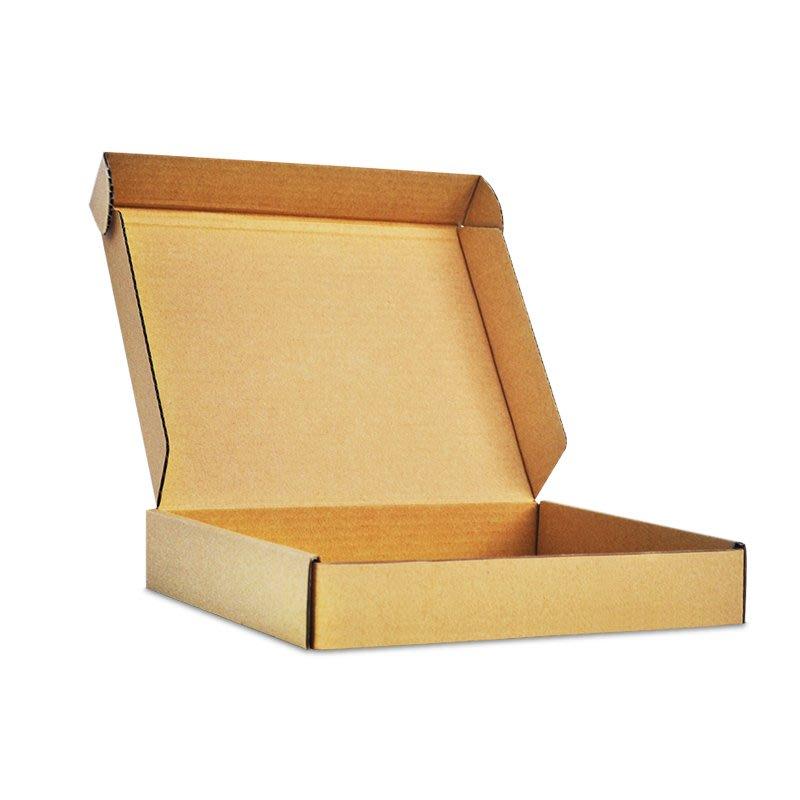 爆款熱銷-飛機盒批發3層紙箱紙盒子牛皮紙盒快遞包裝盒B5飛機盒定制