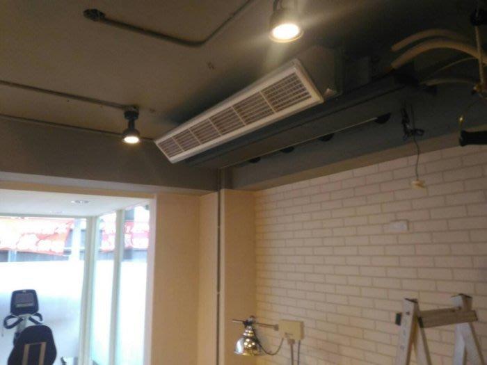 《全省空調》《RAC-125KB RPI-125HB》日立商用單冷埋入式變頻冷氣4.5馬另FBA125BVLT