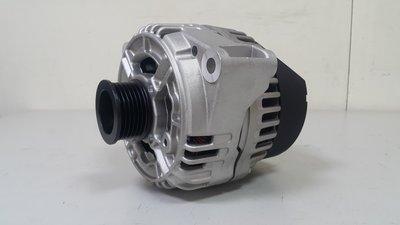 BENZ W210 M112 1998-1999 115A 發電機 (外匯整新品) 0101543202