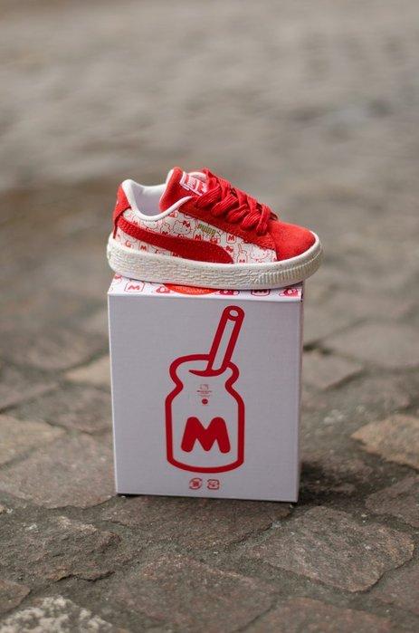XinmOOn PUMA X HELLO KITTY Classic 366465-01 聯名 休閒 機能 小童鞋 童鞋