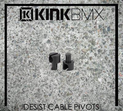 [Spun Shop] KINK BMX Desist Cable Pivots 煞車轉接座