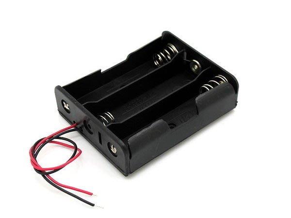 《宇捷》【E39c】18650 電池盒 三節18650鋰電池盒 串聯 12v 改裝用 帶線(不含電池)