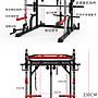 框式深蹲架杠鈴套裝家用高拉多功能深蹲器材