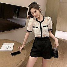 ❤公主的著衣❤韓國空運~性感方領微透鏤空蕾絲襯衫