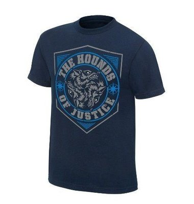☆阿Su倉庫☆WWE摔角 The Shield Believe In The Shield Special Edition T-Shirt 神盾軍信仰特別款