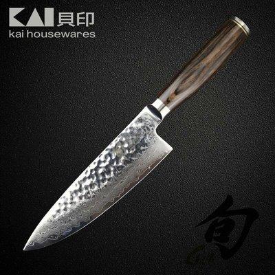 旬 SHUN TDM-0707 龍紋主廚刀