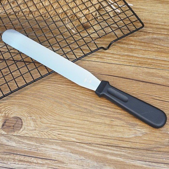 Amy烘焙網:8寸手抹平刀  奶油刮平刀 奶油刮刀