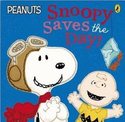 *小P書樂園* Peanuts - Snoopy Saves the Day!