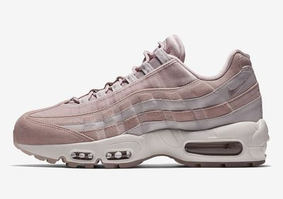 【EXIST】Nike Wmns Air Max 95 玫瑰粉 Women AA1103-600