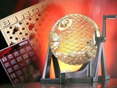 【樂透機】搖獎機  抽獎機 賓果機 8英吋金屬球 BN-800 -75球賓果遊戲機【同同大賣場】