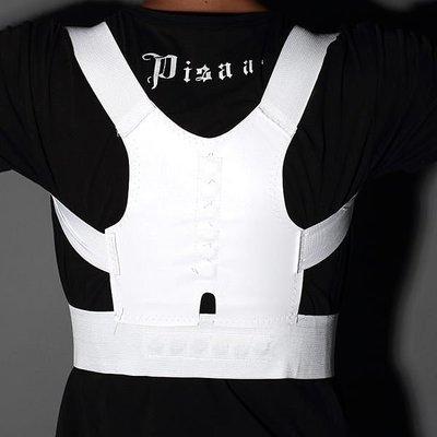 全新 腰椎矯正帶 護腰背心 骨刺 背心 posture spor 矯正器 TV矯姿帶 預防駝背K9