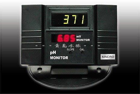 B。。。青島水族。。。E-M05台灣MACRO現代---PH酸鹼+ORP氧化還原監視器(二合一/免運)