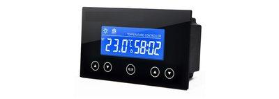 AC110V 或DC12V 或AC220V  LCD 顯示  觸控式  溫度控制器