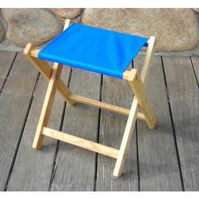 【激安殿堂】Blue Ridge Chair Works 多功能折疊凳 海洋藍 (板凳 小椅子 露營椅 置物架 摺疊椅)