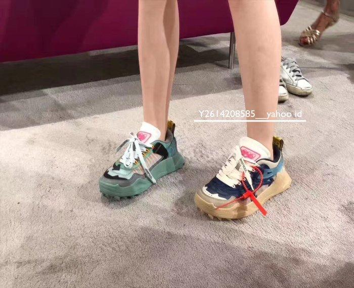 【代購】OFF-WHITE ODSY-1000 增高 休閒鞋 /熱門款