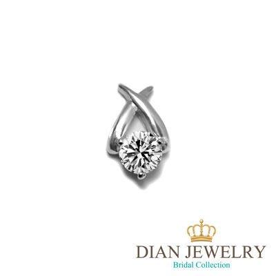 【黛恩&聖蘿蘭珠寶】點開看更多款式 30分時尚美鑽項鍊 戒指手鍊耳環腳鏈專售GIA3EX八心八箭完美車工鑽石婚戒對戒