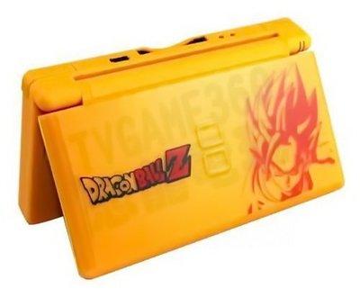 任天堂 Nintendo DSL NDSL 主機外殼 機身殼 (七龍珠)【台中恐龍電玩】