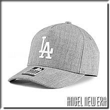 【ANGEL NEW ERA 】 MLB Old Fashioned Cap 洛杉磯 道奇 LA 卡車帽 五片帽 麻灰