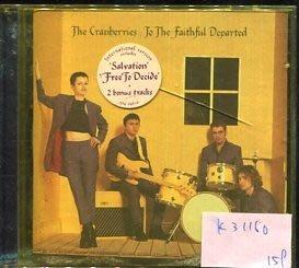 *真音樂* THE CRANBERRIES / TO THE FAITHFUL DEPARTED 二手 K31160