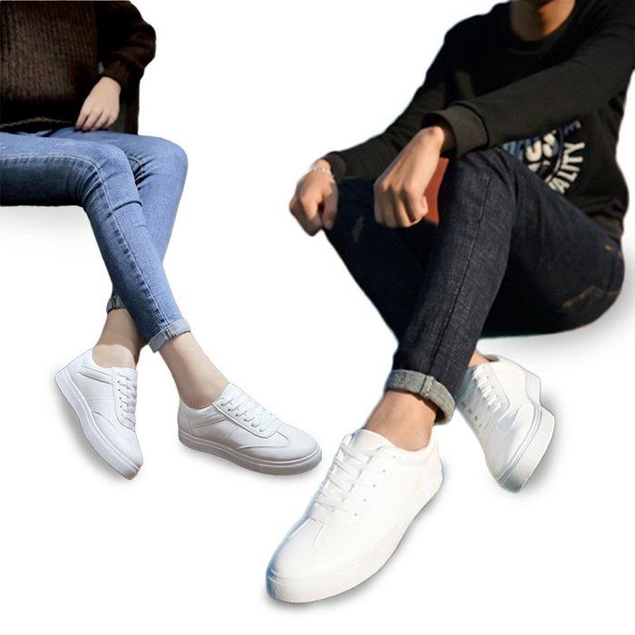 CPMAX 男女小白鞋 男白鞋 小白鞋 懶人鞋 男女休閒鞋 繫帶鞋 低筒鞋 帆布鞋 板鞋 運動鞋 步行鞋 【S28】