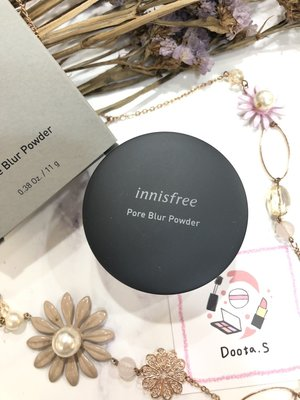Doota.S  innisfree Pore Blur  Powder 完美無瑕親膚蜜粉