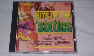 【李歐的音樂】Polygram唱片1987年 HITS OF THE 'sixties CD 韓國銀圈版 無ifpi