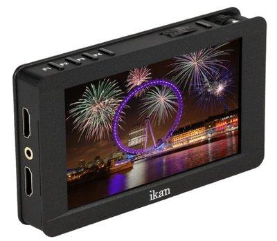 九晴天 租螢幕、monitor出租、租監視器出租~ikan LH5T (HDMI in/out) 五吋