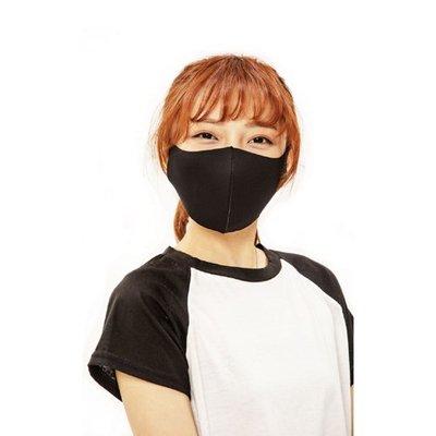 【勤逸軒】Prodigy超透氣MIT防曬立體口罩-神秘黑1入