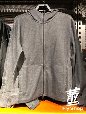[飛董] Nike Yoga 訓練 運動 連帽外套 男裝 CU6261-010 黑