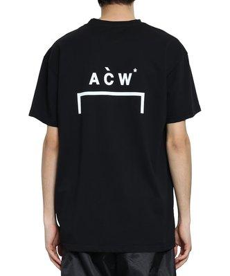全新商品 A-COLD-WALL* Bracket Logo 短袖 TEE