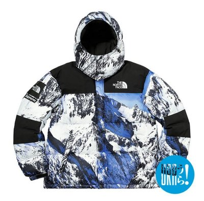 【URA 全新】Supreme The North Face Mountain Jacket 羽絨外套 TNF 雪山