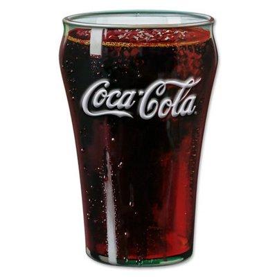 (I LOVE樂多)進口立體Coca Cola可口可樂 鋁製看板.壁飾.打造居家車庫酒吧店家裝飾情境自己來