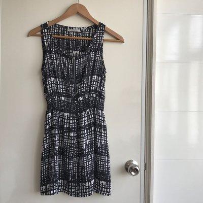 Vivacity歐風拉鍊背心洋裝