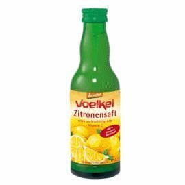 德國Demeter 有機檸檬汁  200ML/罐