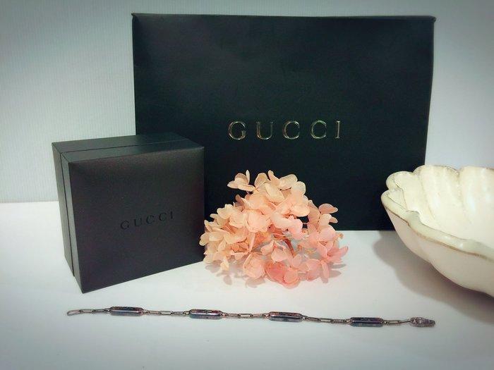 拍賣舊物 Gucci 手鍊 愛的記憶