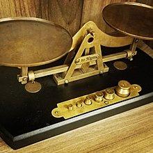 歐洲古董銅制天秤(美品)