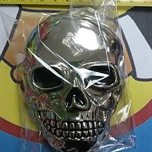 觀塘實店 ~ HK$68/1個 ~ 骷髏頭像高質金屬皮帶扣, 泰國直接入貨, 真正可用在皮帶上, 裝飾品, 收藏品, 紀念品