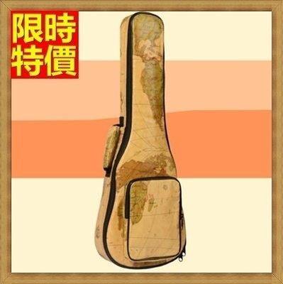 烏克麗麗包 ukulele 琴包配件-21/23/26吋實用雙肩帶手提背包保護袋琴袋琴套3款69y2[米蘭精品]