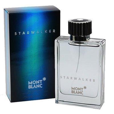 便宜生活館【香水】Mont Blanc Starwalker 萬寶龍 星際旅者 男香 75ml TESTER包裝商品