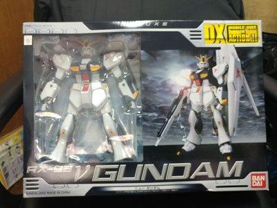 BANDAI 機動戰士 高達 RX-93 V-GUNDAM 成品模型 全新 珍藏品
