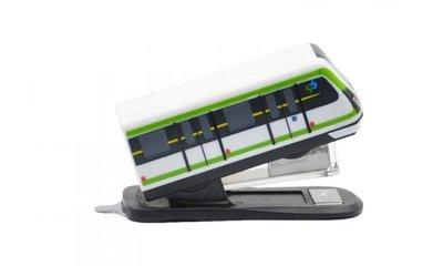 TRAIL 鐵支路 文具 台中捷運模型 訂書機 釘書機 BS3007